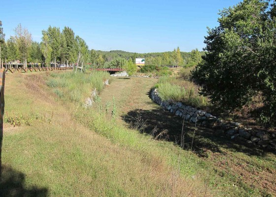 Restauració paisatgística de la Riera de Sant Cugat