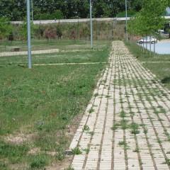 camí permeable, maig 2012